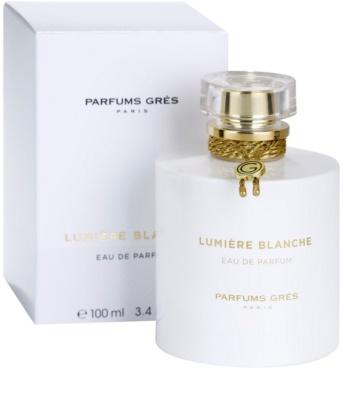 Gres Lumiere Blanche Eau de Parfum für Damen 1