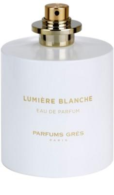 Gres Lumiere Blanche eau de parfum teszter nőknek