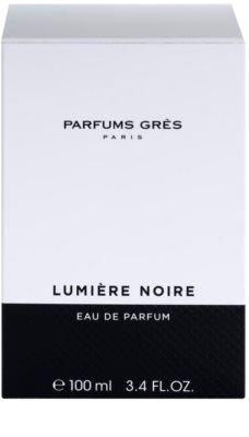 Gres Lumiere Noire Eau de Parfum für Damen 4