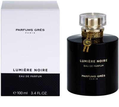 Gres Lumiere Noire parfumska voda za ženske