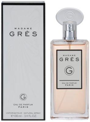 Gres Madame Gres eau de parfum nőknek