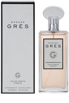 Gres Madame Gres eau de parfum para mujer