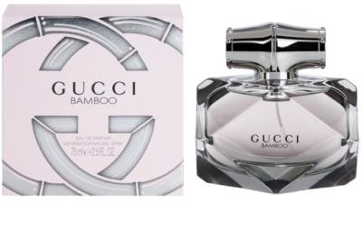 Gucci Bamboo eau de parfum para mujer