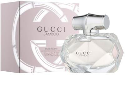 Gucci Bamboo toaletní voda pro ženy 2