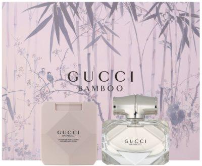 Gucci Bamboo ajándékszettek