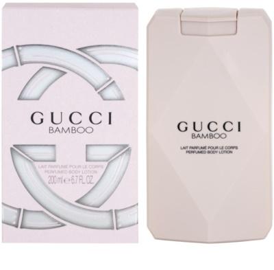 Gucci Bamboo testápoló tej nőknek