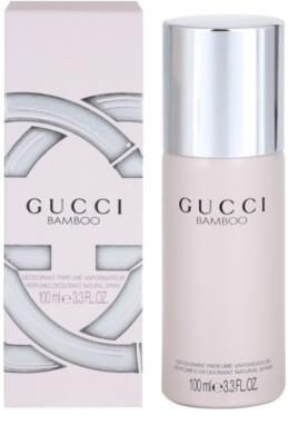 Gucci Bamboo дезодорант за жени