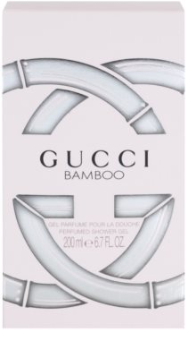 Gucci Bamboo душ гел за жени 2