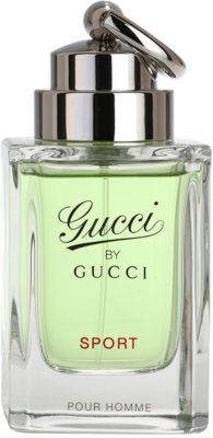 Gucci By Gucci pour Homme Sport toaletní voda tester pro muže