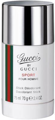 Gucci By Gucci pour Homme Sport desodorante en barra para hombre