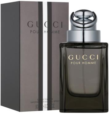 Gucci Gucci pour Homme Eau de Toilette para homens 1