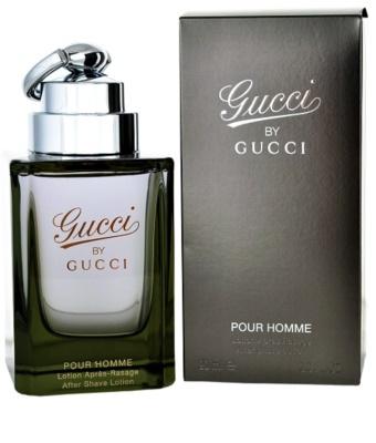 Gucci Gucci pour Homme loción after shave para hombre