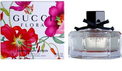 Gucci Flora Anniversary Edition woda toaletowa dla kobiet