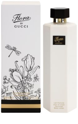 Gucci Flora by Gucci leite corporal para mulheres