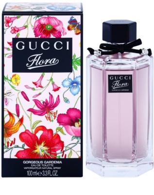 Gucci Flora by Gucci - Gorgeous Gardenia 2015 toaletní voda pro ženy