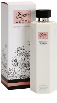 Gucci Flora by Gucci - Gorgeous Gardenia leite corporal para mulheres 1
