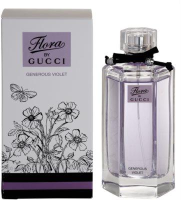 Gucci Flora by Gucci Generous Violet woda toaletowa dla kobiet