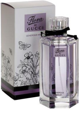 Gucci Flora by Gucci Generous Violet Eau de Toilette pentru femei 1