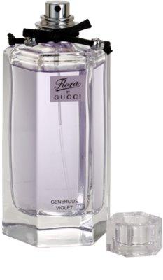 Gucci Flora by Gucci Generous Violet toaletná voda pre ženy 3