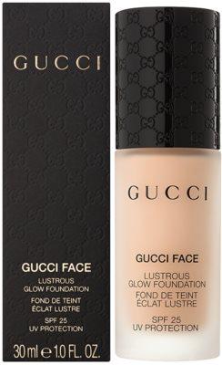 Gucci Face make-up rozświetlający skórę SPF 25 2