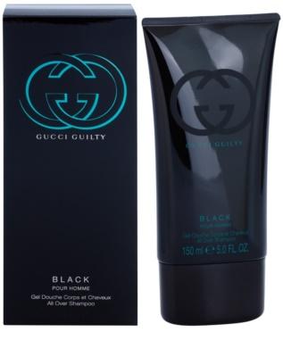 Gucci Guilty Black Pour Homme gel de ducha para hombre