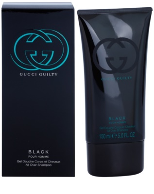 Gucci Guilty Black Pour Homme gel de dus pentru barbati