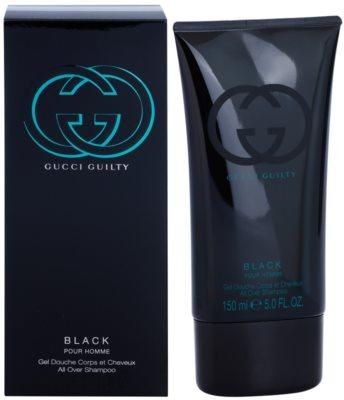 Gucci Guilty Black Pour Homme tusfürdő férfiaknak
