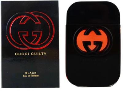 Gucci Guilty Black Pour Femme toaletní voda pro ženy