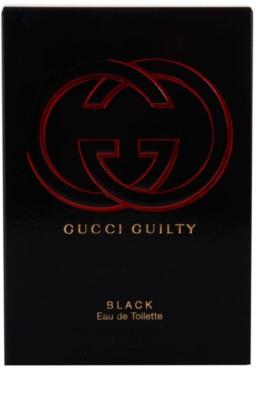 Gucci Guilty Black Pour Femme Eau de Toilette para mulheres 3