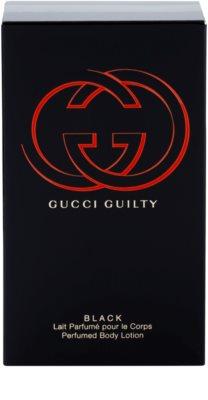 Gucci Guilty Black Pour Femme Körperlotion für Damen 2
