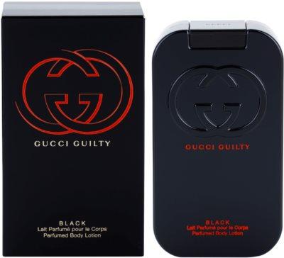 Gucci Guilty Black Pour Femme Lapte de corp pentru femei
