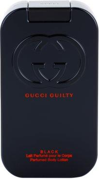 Gucci Guilty Black Pour Femme Körperlotion für Damen 1