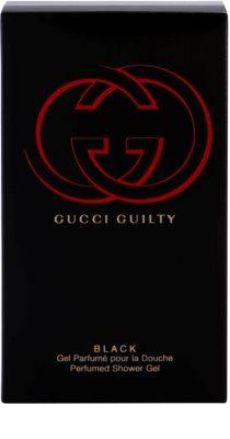 Gucci Guilty Black Pour Femme gel de duche para mulheres 3