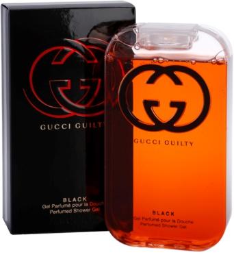 Gucci Guilty Black Pour Femme gel de duche para mulheres 1