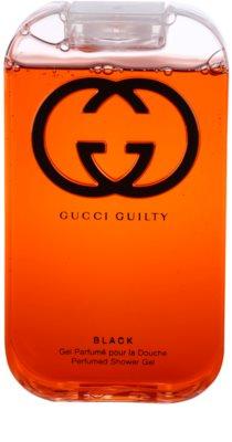 Gucci Guilty Black Pour Femme gel de duche para mulheres 2