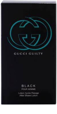 Gucci Guilty Black Pour Homme After Shave für Herren 3