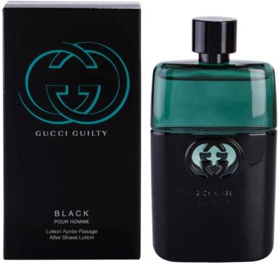 Gucci Guilty Black Pour Homme after shave para homens