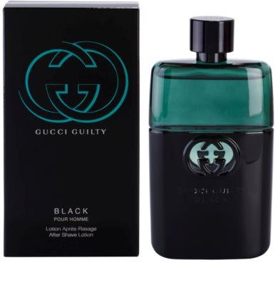 Gucci Guilty Black Pour Homme after shave pentru barbati