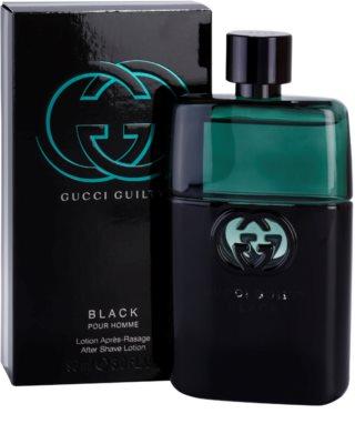 Gucci Guilty Black Pour Homme тонік після гоління для чоловіків 1