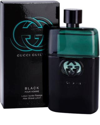 Gucci Guilty Black Pour Homme After Shave für Herren 1