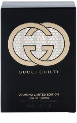 Gucci Guilty Diamond Eau de Toilette für Damen 4