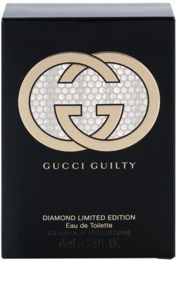 Gucci Guilty Diamond Eau de Toilette para mulheres 4