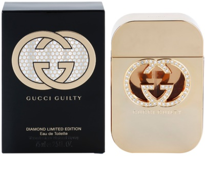 Gucci Guilty Diamond Eau de Toilette für Damen