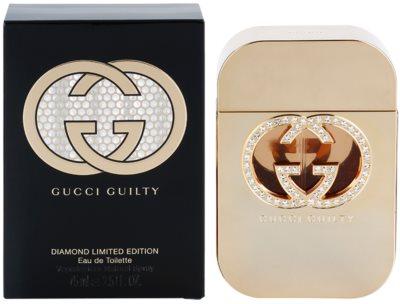 Gucci Guilty Diamond eau de toilette para mujer