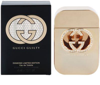 Gucci Guilty Diamond Eau de Toilette para mulheres