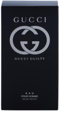 Gucci Guilty Eau Pour Homme туалетна вода для чоловіків 4