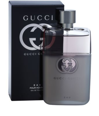 Gucci Guilty Eau Pour Homme туалетна вода для чоловіків 1