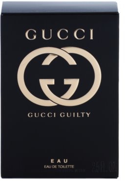Gucci Guilty Eau Eau de Toilette für Damen 4