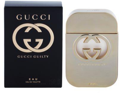 Gucci Guilty Eau toaletna voda za ženske