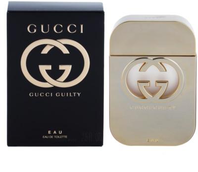 Gucci Guilty Eau woda toaletowa dla kobiet